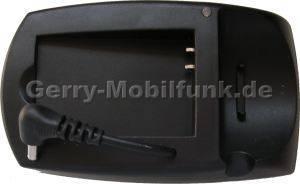 Duoladestation für Nokia 3230 (ohne Netzteil) Minilader Tischlader