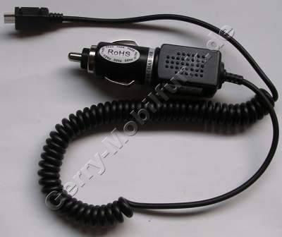 Kfz-Ladekabel für Samsung GT-i8530 (Autoladekabel) 12Volt und 24Volt