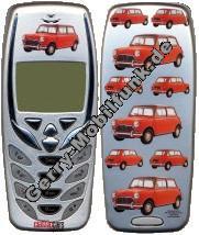 Oberschale Mini the car für 3310 3330 und 3410 (cover)