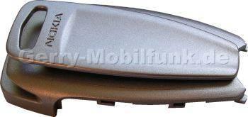 Akkufachdeckel Original Nokia HS-3W Bluetooth Headset, Clip, Rückenschale Nokia Headset HS-3W